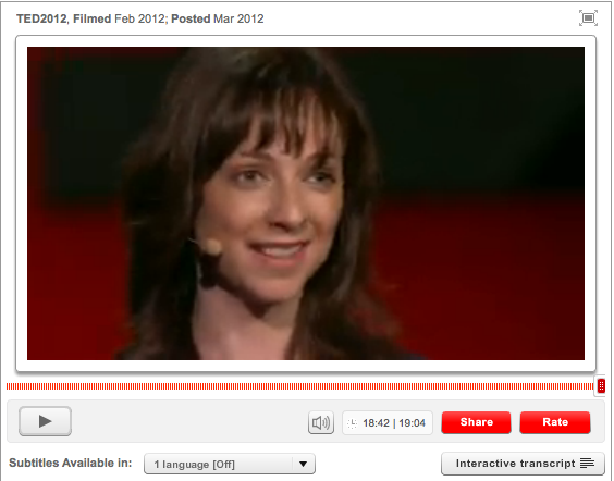 {Shy Girl's Manifesto} Susan Cain: The Power of Introverts
