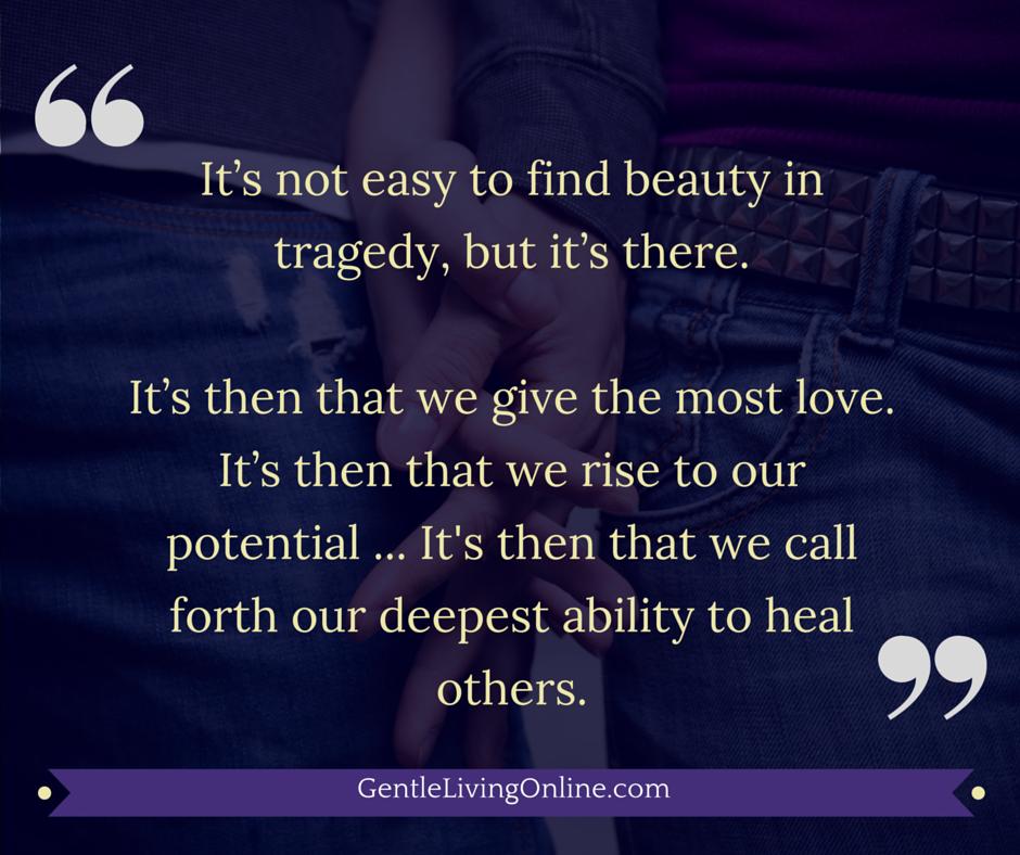 the art of being a healer