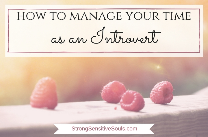 How to Manage Your Time as an Introvert