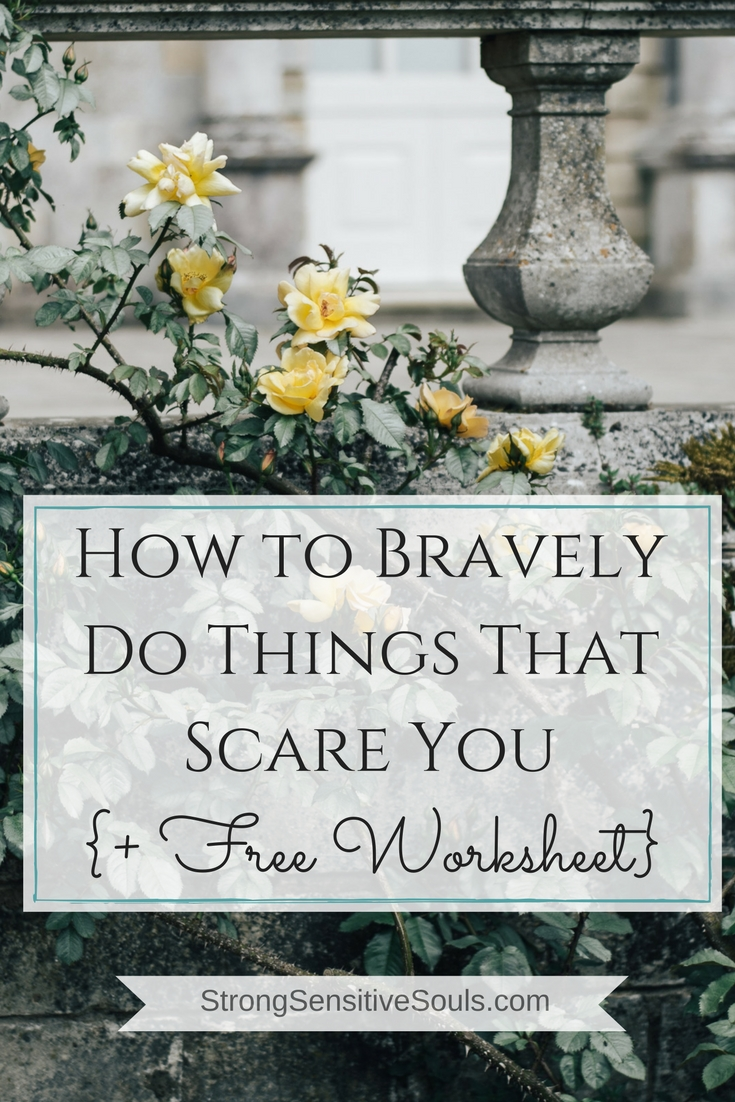 Is there something in your life that you've longed to do, but you feel afraid and consumed with worry, anxiety, and stress? Here's how to overcome your fear.