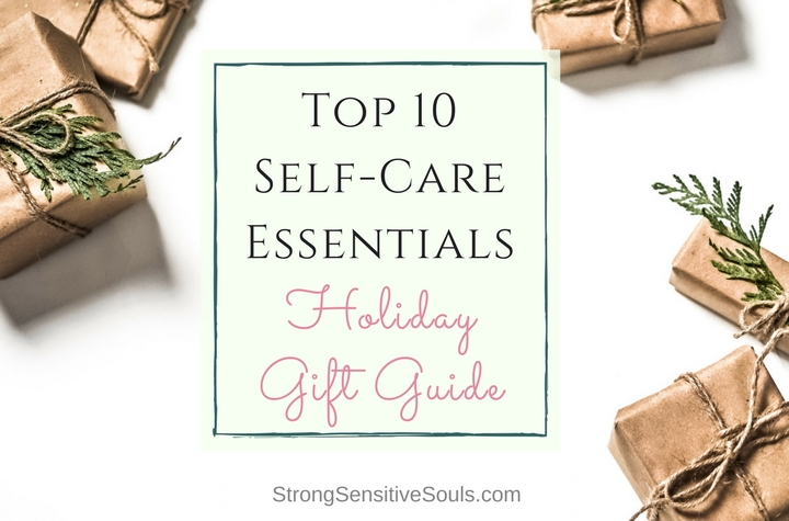 Top 10 Self-Care Essentials Holiday Gift Guide