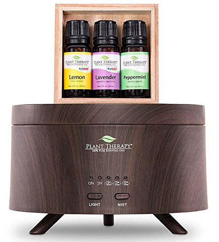 Plant Therapy Essential Oils Gift Set