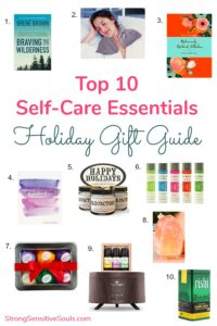 Self-Care Holiday Gift Guide